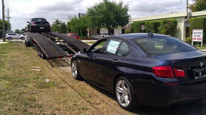 Auto Transport Texas to Florida