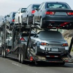 7 car open trailer