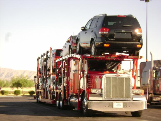 Carrier Trailer Types Houston Auto Shipping Transport