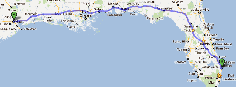 Houston-West-Palm-Auto-Shipping-HUB